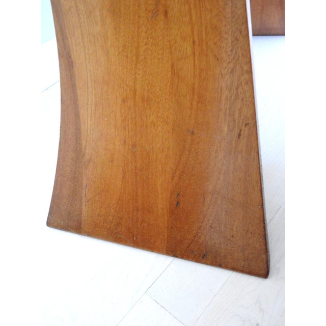 Art Deco Paul Frankl Bell Side Table For Sale - Image 10 of 12