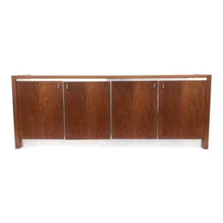 Mid-Century Modern Sideboard or Office Credenza by Founders Furniture For Sale