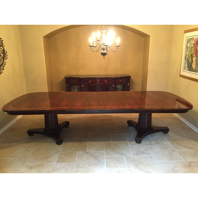 Henredon 'Natchez' Dining Set - Image 6 of 11