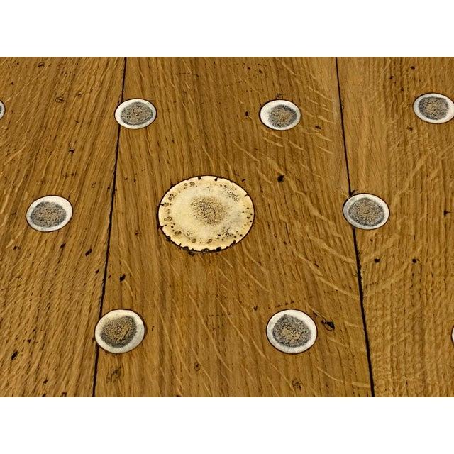Organic Modern Antler Side Table For Sale In Philadelphia - Image 6 of 13
