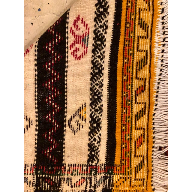 "Moroccan Berber Rug-2'1'x3'4"" For Sale In New York - Image 6 of 10"