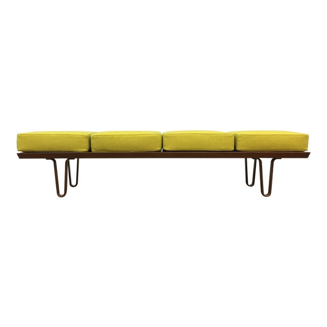 Edward Wormley for Dunbar Long John Bench or Coffee Table For Sale