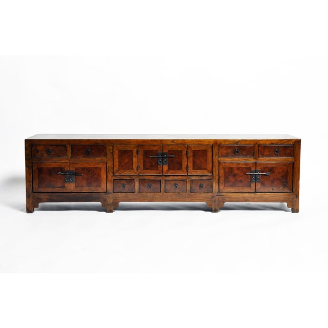 19th Century Chinese Kwang Chest With 8 Drawers For Sale - Image 4 of 13