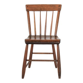 Antique Windsor Chair For Sale