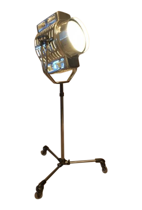 1940s Hollywood Studio Floor Lamp