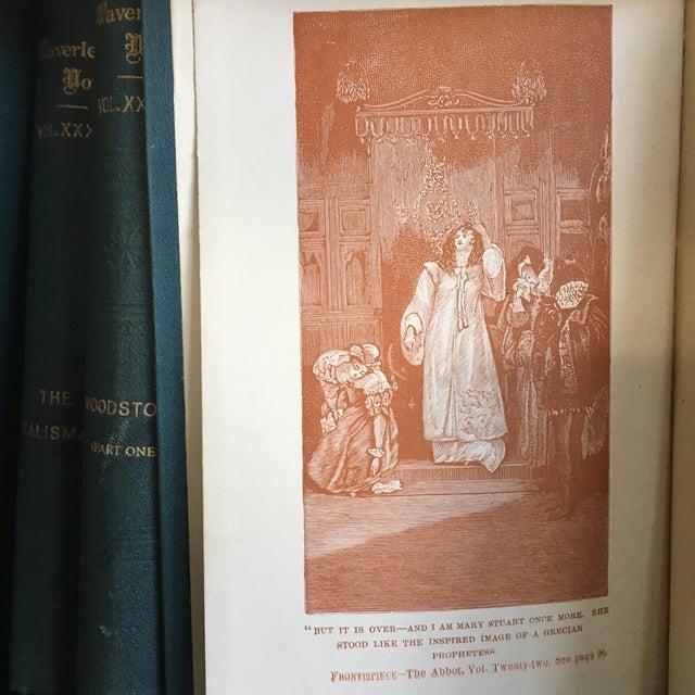 Paper 1900 Waverly Novels - Set of 30 For Sale - Image 7 of 11