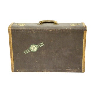 Vintage Glee Club Suitcase For Sale