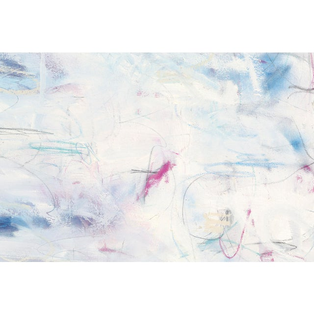 """Abstract Linc Thelen, """"Spray Paint"""" For Sale - Image 3 of 8"""