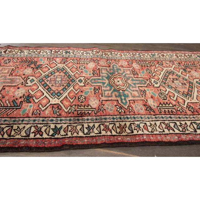 Apadana - Vintage Persian Heriz Rug, 2' x 5' - Image 5 of 5
