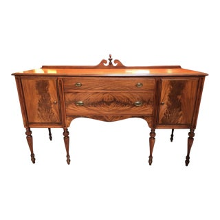 Vintage Dining Room Buffet For Sale
