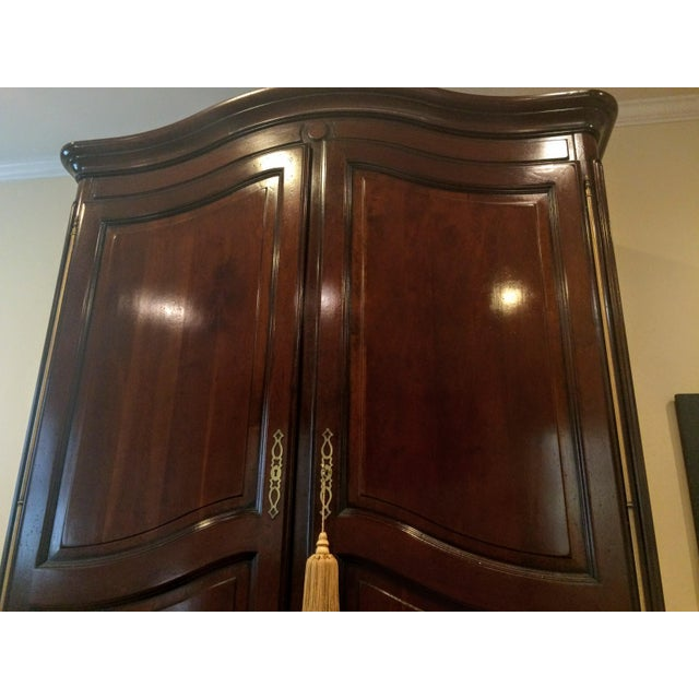 Grange France Bonnet Top Armoire - Image 8 of 11