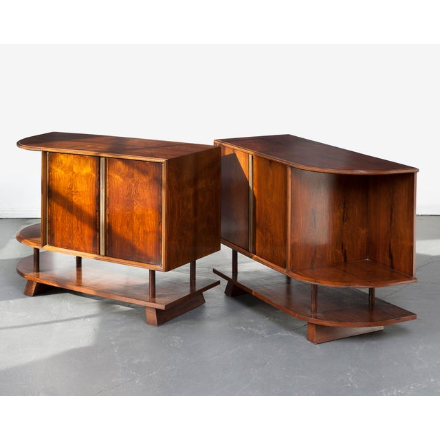 Two-piece credenza For Sale - Image 4 of 8