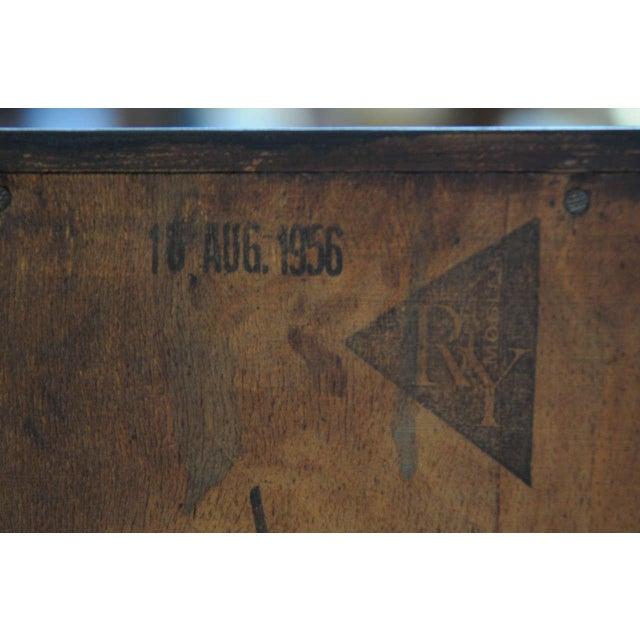 Hans Wegner Ebonized Oak Teak Dresser Ry Mobler - 1950s For Sale - Image 11 of 13