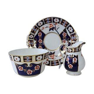 Antique Porcelain Serving Set - Set of 3
