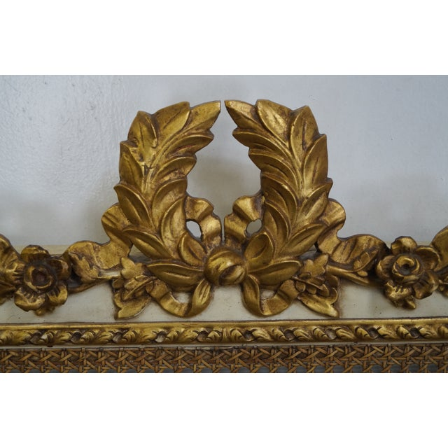 French Louis XV King Sized Headboard - Image 10 of 10