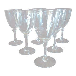 Lenox Clear Wine Crystal Stems - Set of 6