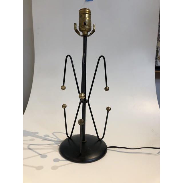 Great set of Frederick Weinberg Mid Century lamps.