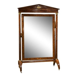 French Cheval Mirror For Sale