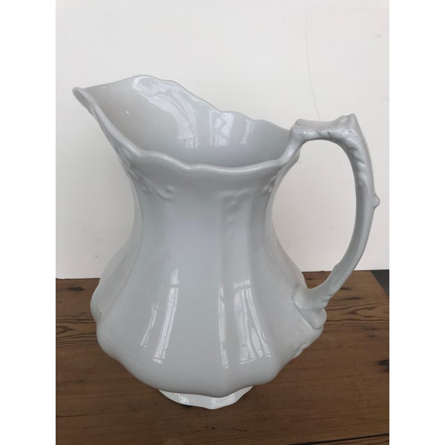 Ironstone Johnson Bros. Pitcher For Sale In Boston - Image 6 of 6