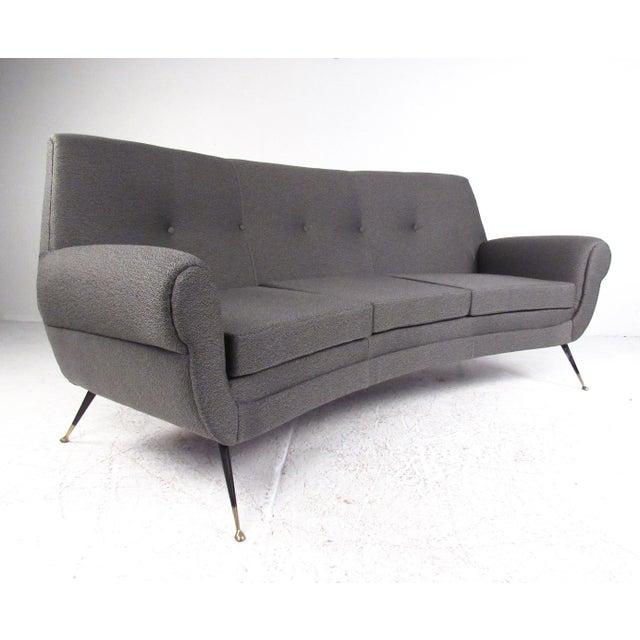 Sculptural Modern Sofa by Gigi Radice - Image 11 of 11