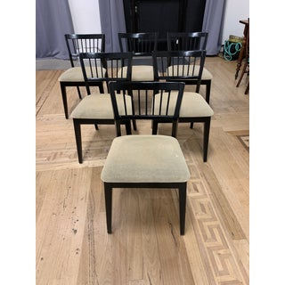 Mid-20th Century Modern Dining Chairs - Set of 6 Preview