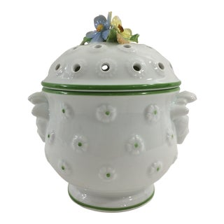 Limoge China Potpourri Keeper For Sale