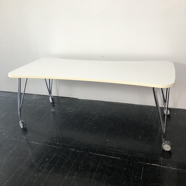 1990s 1990s Kartel Max Writing Desk For Sale - Image 5 of 5