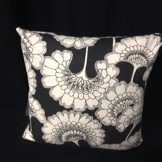 Kate Spade Japanese Floral Pillow Cover - Image 3 of 4
