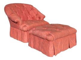 Image of Chair & Ottoman Sets