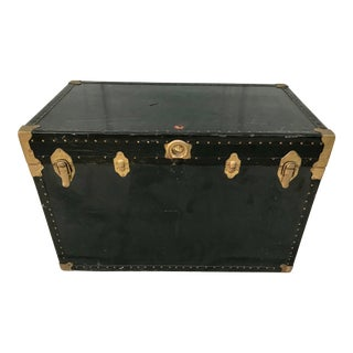 Early 20th Century Antique American Trunk