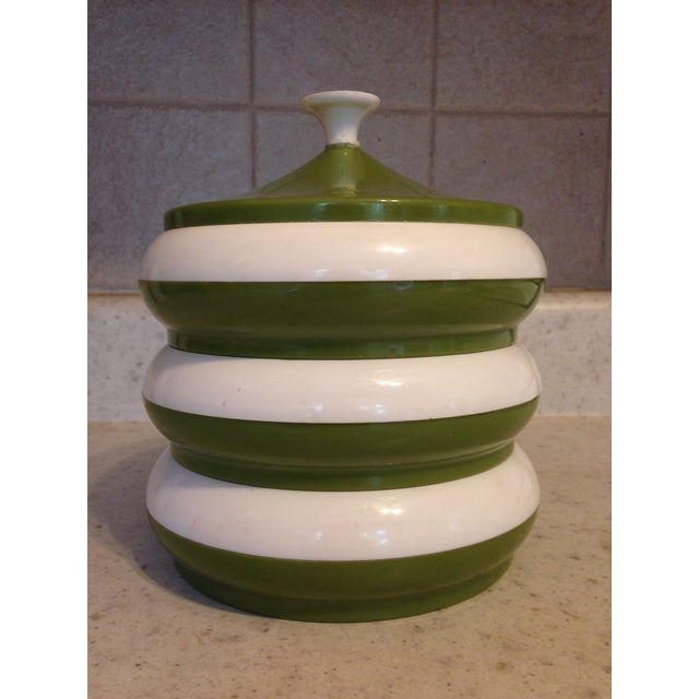 Mid-Century Stackable Container - Image 5 of 5