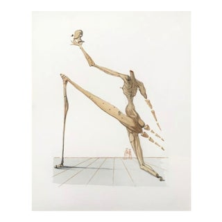 Salvador Dalí­ Hell Canto #29, The Divine Comedy (Field 195) 1959-1964 For Sale