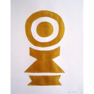 Monogram 2 Original Painting