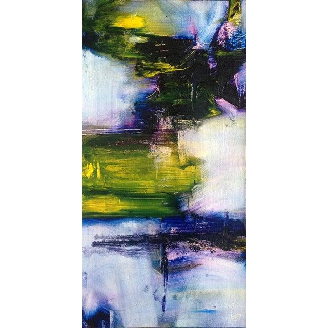 Consensus Trance Original Oil Painting - Image 1 of 3