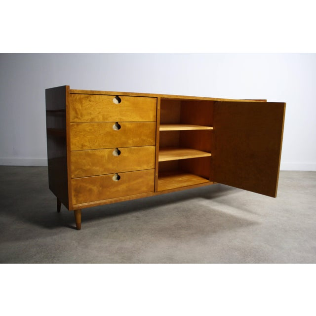 Edmond J. Spence Edmond Spence Dresser / Case Piece, Sweden For Sale - Image 4 of 5