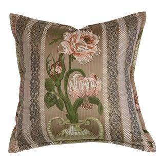 Travers Gracie Lampas Pillow Cover For Sale