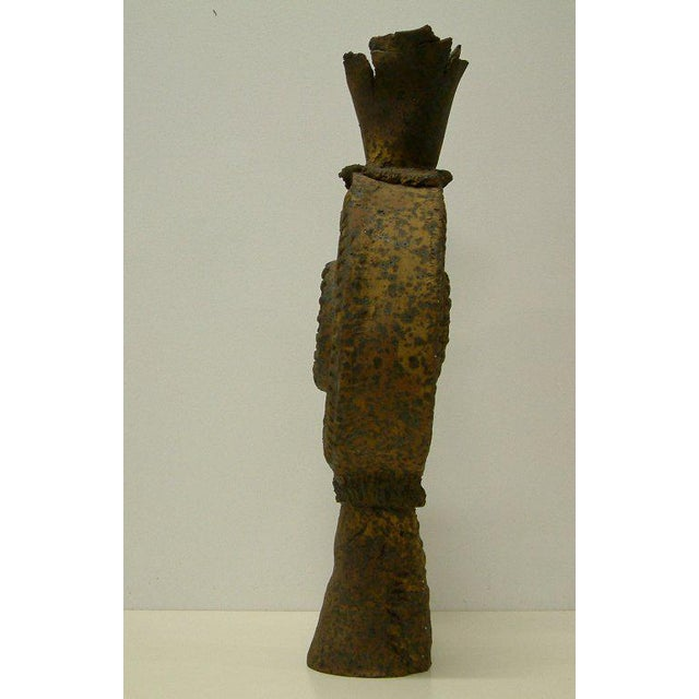 Ceramic Jack Hooker Ceramic Vase For Sale - Image 7 of 9