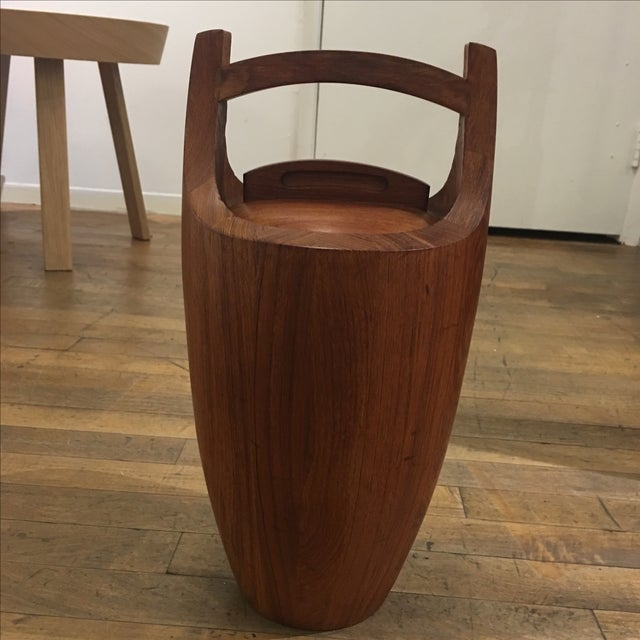 Asian Dansk Danish Vintage Viking Ice Bucket For Sale - Image 3 of 7