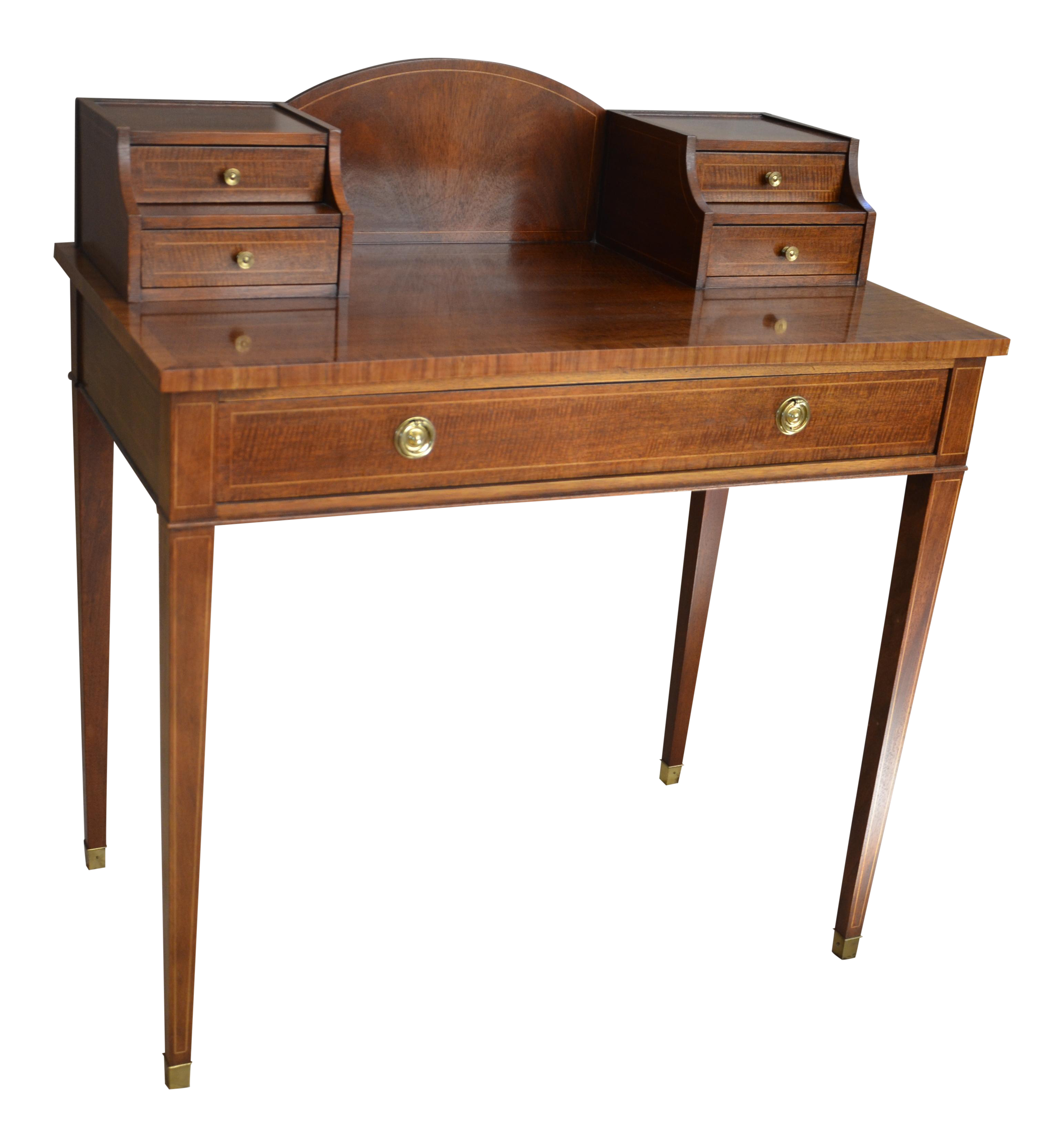 Baker Vintage Writing Table