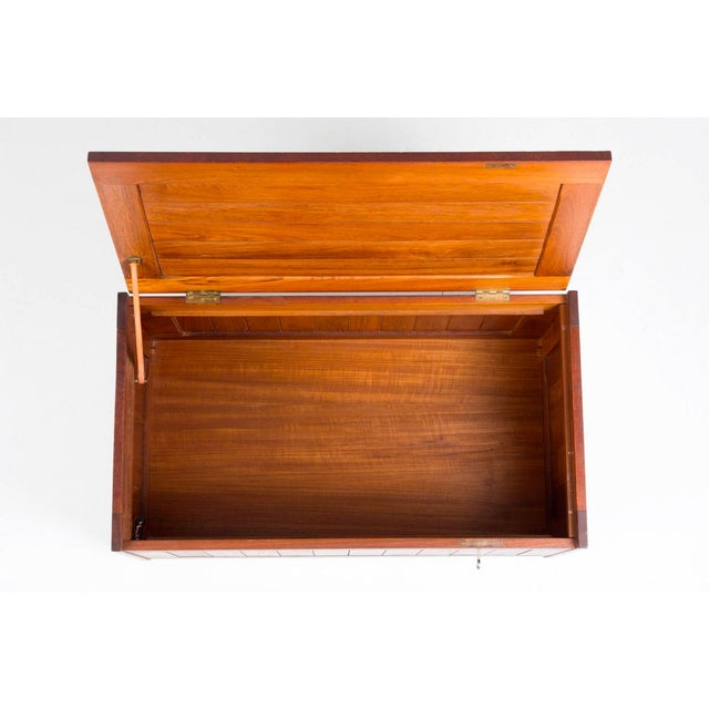 Danish Modern Chest For Sale - Image 11 of 13