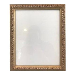 Contemporary Gold Leaf Frame