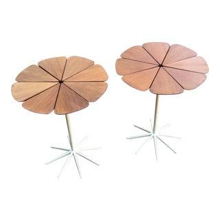 Richard Schultz for Knoll Petal Tables - A Pair