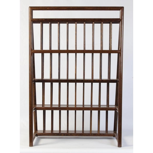 Large and Unusual Mid-20th Century Magazine Rack For Sale - Image 4 of 9