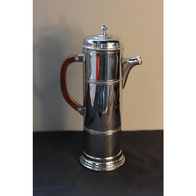 Martini Shaker With Bakelite Handle - Image 2 of 8