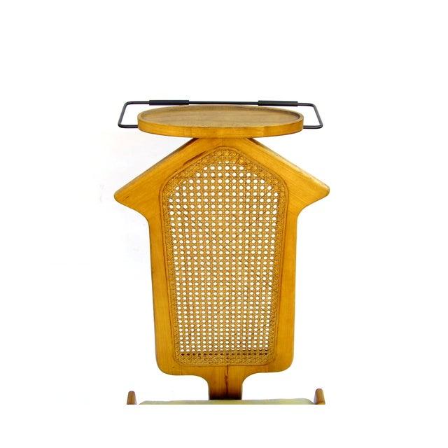 Mid-Century Valet Chair Danish Modern - Image 5 of 7