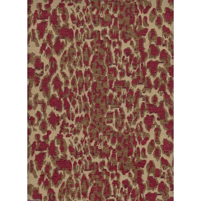 Hancock & Moore Animal Motif Chenille - 1 Yard - Image 2 of 4