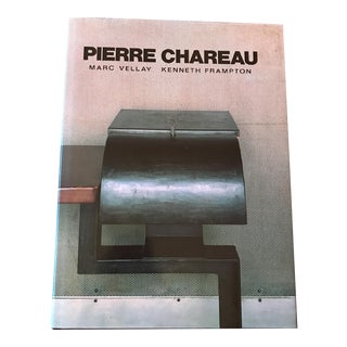 1985 Pierre Chareau Architecture& Design Book