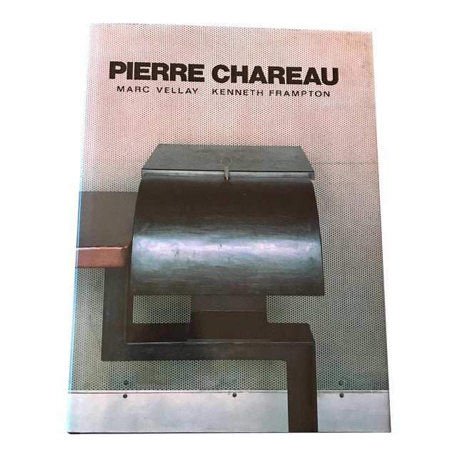 1985 Pierre Chareau Architecture& Design Book - Image 1 of 6