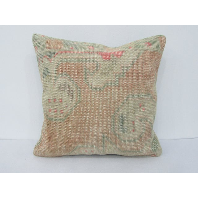 Turkish Decorative Vintage Pillow Cover For Sale - Image 4 of 4