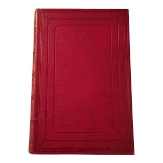 "1895 ""Vie De Jeanne D'Arc: Desjardins"" Book"